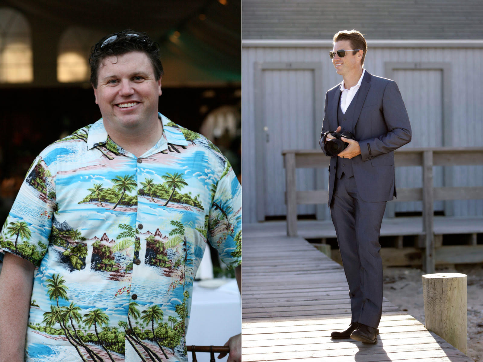 How Legendary Wedding Photographer The Becker Lost 100 lbs – Episode #016
